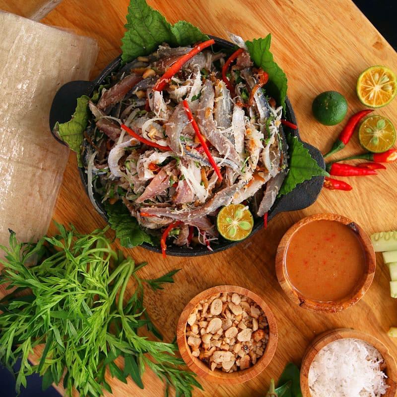 Những món hải sản Phú Quốc không thể bỏ qua
