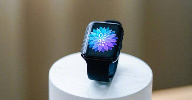 OPPO Watch: Hỗ trợ eSIM, sạc nhanh VOOC, thiết kế giống Apple Watch, giá từ 5 triệu đồng