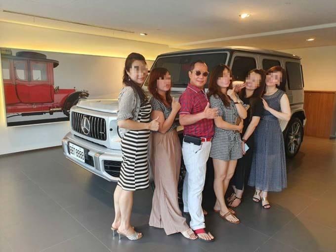 Đại gia Đài Loan xây biệt thự cho 4 vợ, 16 nhân tình cùng ở chung