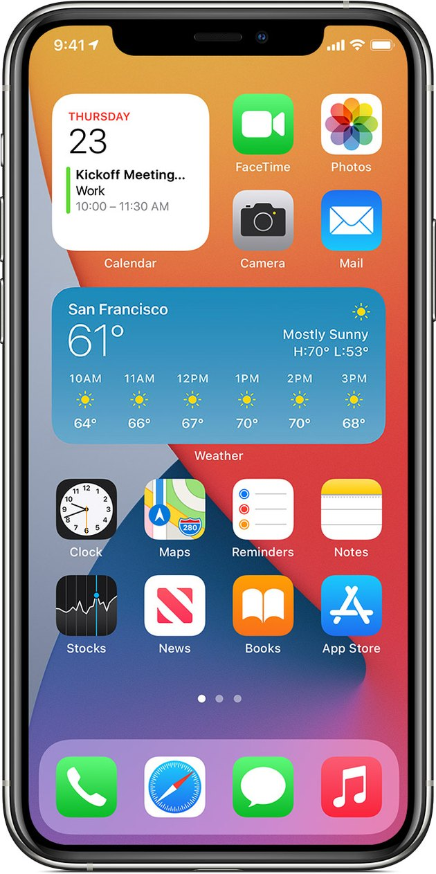 How to Add Widgets to Your iPhone's Home Screen