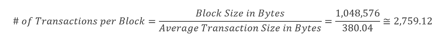 Transaction Per Second (TPS) là gì?