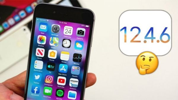 iOS 12.4.6 Update Available for Older iPhone & iPad Models