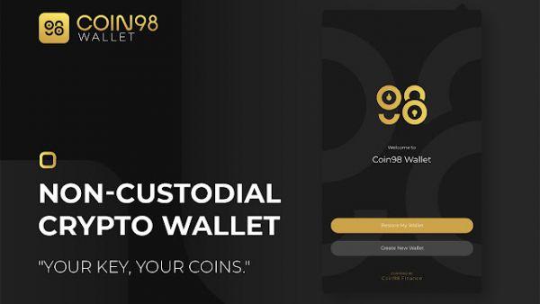 Ví Coin98 Wallet là gì? Cách sử dụng Ví Coin98 từ A-Z