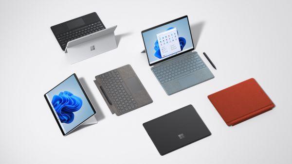 Microsoft ra mắt Surface Pro 8 và Surface Go 3