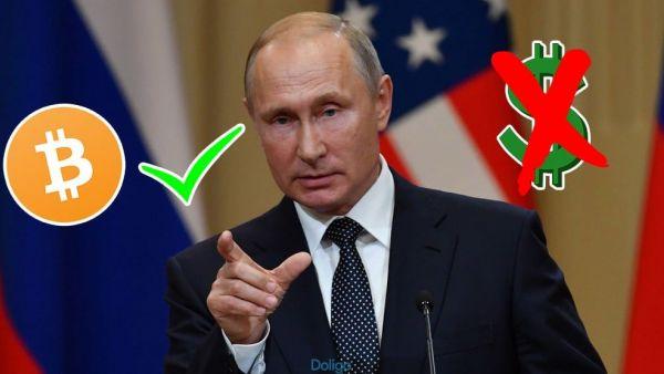 Tổng thống Nga Vladimir Putin thừa nhận Bitcoin thật sự có giá trị